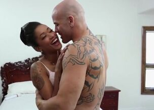 India summer black anal