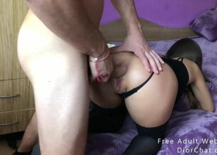 18 year old girl gets fucked